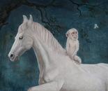 Horse and monkey 2