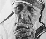 "Mother Teresa"" Pray For Us"""