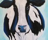 Hannah the Holstein