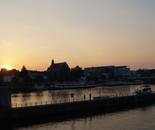 One evening in Maastricht