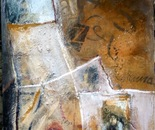 Alte russische Gedanken, 2009, 100x80 cm
