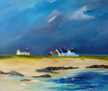 Tiree, Storm Looming