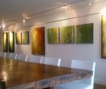 Solo Show at the 13th Street Winery