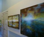 Solo Show at the Pumphouse Gallery