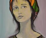 Longneck girl