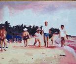 In spiaggia 1