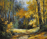 ,,THE AUTUMN COLORS''-40 X 30