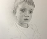 Boy aged four