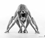 Fine Art Nude Symmetry