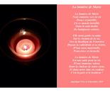 La lumière de Marie