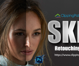 Skin Retouching for Photography
