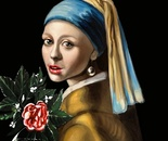 Vermeer VS Caravaggio