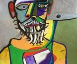 Portrait  of John
