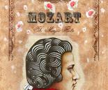 "Mozart 36"" x 48"""
