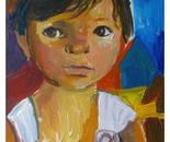 Portrait children series