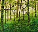 PAREIDOLIAN CLOUDY FOREST