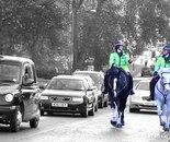 Police Patrol on Horseback 2006