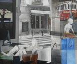 Arts sur Place des Vosges, Paris 3ème,