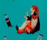 Only Coca Cola makes everyone happy