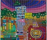 Hundertwasser Humus Scent and All Ear in 3d