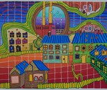 Dreaming in Hundertwasser