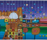 Playing with Hundertwasser