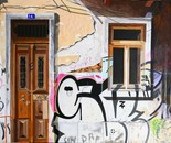 'Graffiti House'