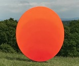 DISK - cadmium orange