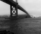 Ghostly Golden Gate