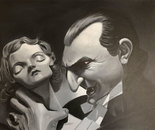 Dracula 100 x 80 cm