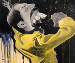 Freddie Mercury 80 x 100 cm