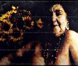 Più mi lasciano sola più splendo - Alda Merini Portrait