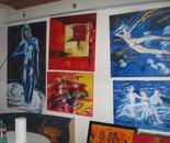 Atelier from Susanne Macke-Bolivar