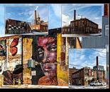 Smokehouse Collage