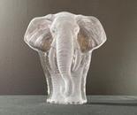 Glass Sculpture by Mats Jonasson