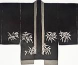 Black Bamboo Kimono
