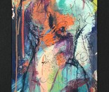 Figurative Study in Acrylic II
