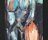 Figurative Study in Acrylic III