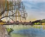 Evening in Nantong 2