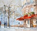Spring Morning in Paris
