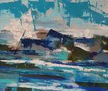 Acrylic on canvas,  80 by 80 cm, 769$