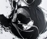 Abstract - Expressive - Black