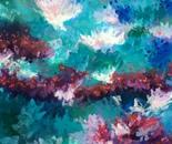 Waterlilies 60x70
