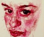 Self Portrait on pen