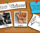 2020 Visions Postcard