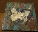 "6 x 6 Ceramic Tile ""Butterfly"""