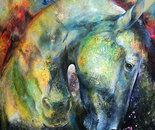 Silent Soul - Mottled Horses