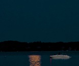 Moonlight on Minnetonka