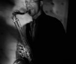 Sax player, Darren H.