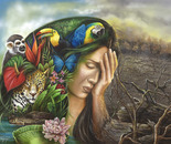 Amazonia - Mother Earth in Distress